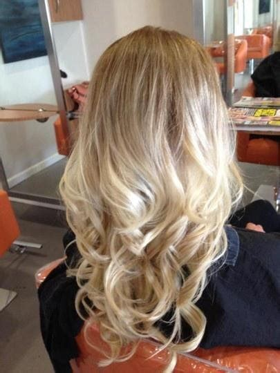 7 Tips For Dying Your Hair Brown by Ombre Hair Extensions Balayage Hair Extensions