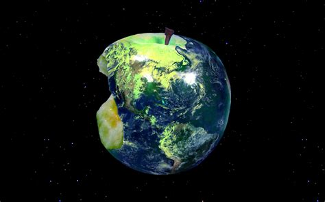 wallpaper apple earth apple earth wallpapers pixelstalk net