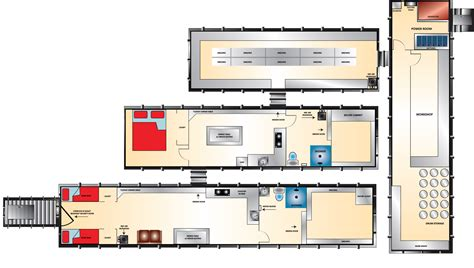 bunker floor plans xtreme series the commander fallout shelter for sale