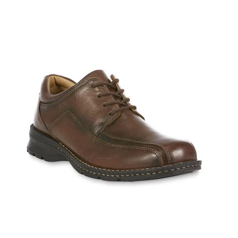 dockers trustee oxford shoes dockers s trustee all motion leather oxford brown