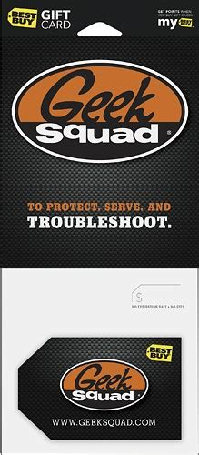 Serve Gift Card - best buy gc 100 geek squad to protect serve gift card multi na best buy