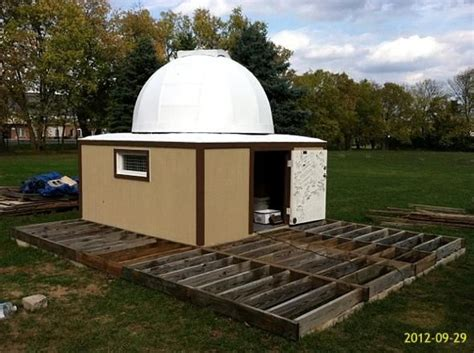 backyard observatory 1000 images about homemade observatory on pinterest
