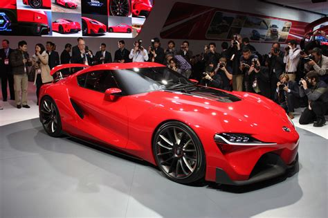 toyota ft1 concept toyota ft 1 concept revealed