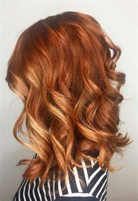 copper hair with white tuff styles 50 copper hair color shades to swoon over hair coloring