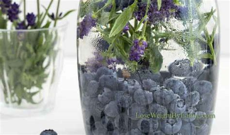 Fresh Lavender For Detox Water by Detox Water The Top 25 Recipes For Fast Weight Loss