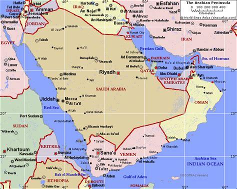 arabian peninsula map location arabian peninsula map location arabs islam and