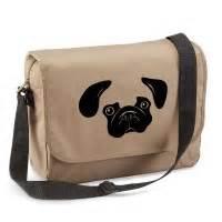 pug messenger bag accessories i pugs