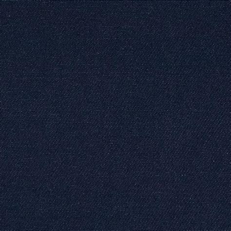 10oz Brushed Bull Denim Navy Discount Designer Fabric