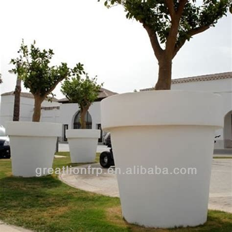 large square planting trees plastic pots buy plastic