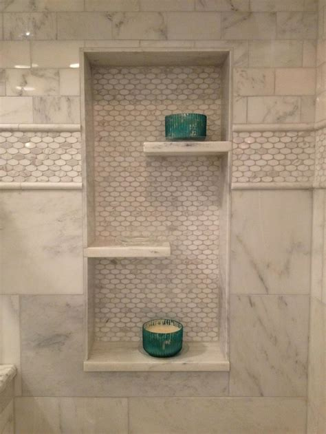 In Wall Bathroom Shelves by Beautiful Bathroom In Wall Shelf Basement