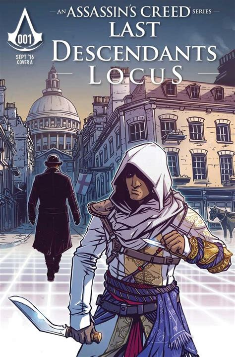 libro assassins creed locus assassin s creed locus titan comics
