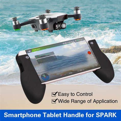 Baru Dji Spark Shank Holder Grip System smartphone tablet shank handle grip holder for dji spark drone jpg 9jabazaar