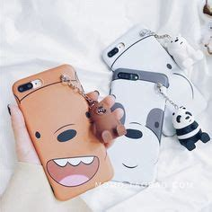 Doll 3d We Bare Bears 3d animals we bare bears soft silicone