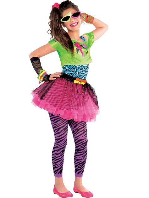 80s costume 80 s totally awesome costume 999463 fancy dress