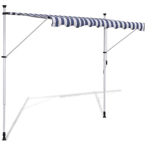 awning retractable manually vidaxl co uk retractable awning 400 cm manually operated