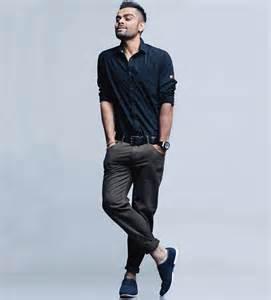 virat kohli talks about his clothing brand wrogn gq india