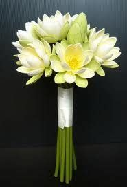1000  images about lotus wedding bouquet on Pinterest