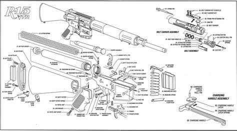 ar 15 parts diagram pdf ar 10 parts diagram wiring diagram schemes