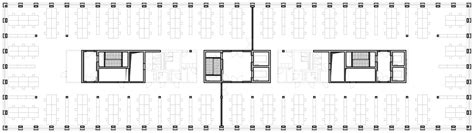 Classic 6 Floor Plan herostrasse office building max dudler archdaily