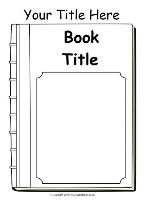 tale book cover template editable book cover templates black and white
