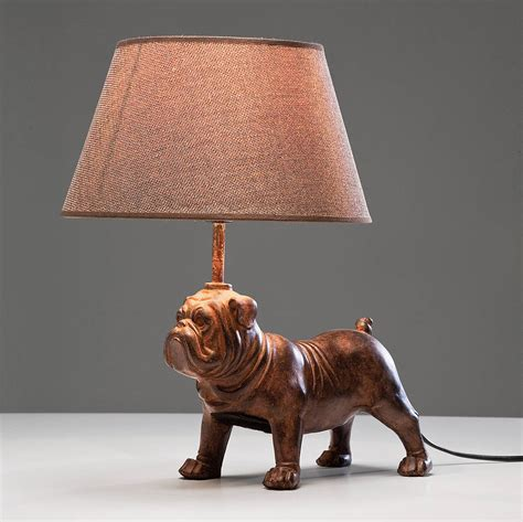 pug table decorative pug table l by i retro notonthehighstreet