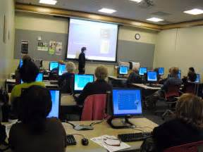 Computer Trainer by Comcast Sponsors Free Basics Sessions The Gate Newspaper