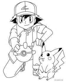 Ash And Pikachu Coloring Pages printable pikachu coloring pages for cool2bkids