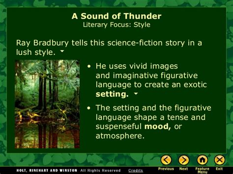 A Sound Of Thunder Essay by How To Start An Essay For A Book Tanglewoodthicket