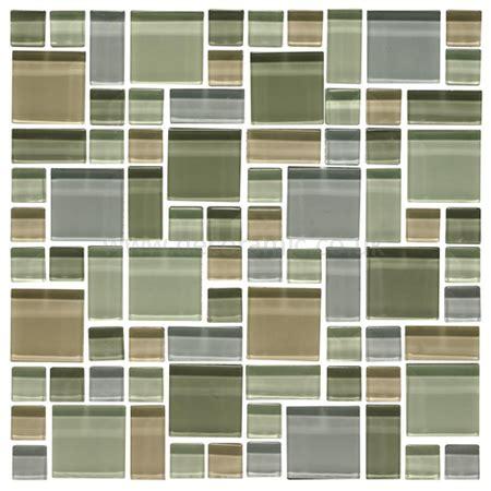 random pattern mosaic tile chapala random pattern clear mixed mosaics gloss tile 304