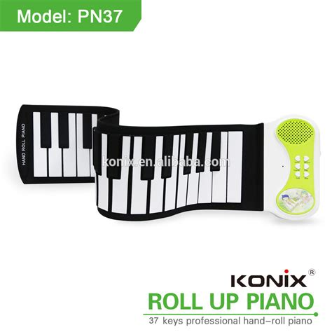 Sale Piano Gulung Silicon Roll Up Piano digital piano china roll up piano keyboard 37 product