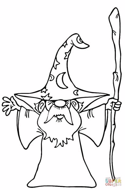 Wizard Coloring Pages Old Wizard Coloring Page Free Printable Coloring Pages by Wizard Coloring Pages
