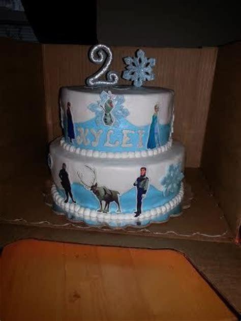 pre cut disneys frozen edible cake decorations sugar