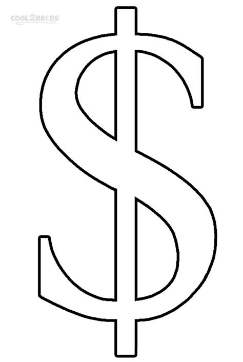 Money Coloring Pages free coloring pages of play money