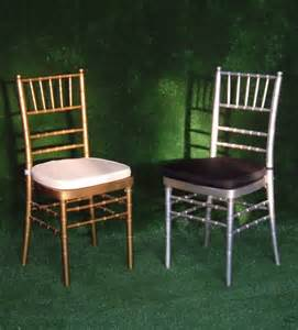 miami chair rentals event wedding chiavari chairs