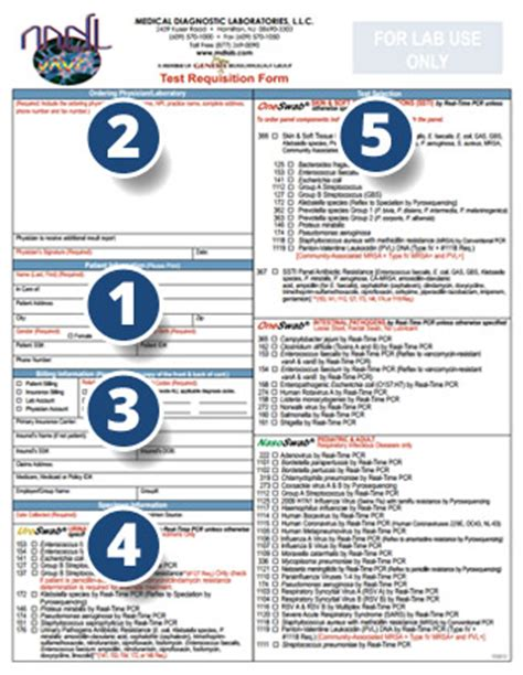 lab requisition form template lab requisition form template foto gambar