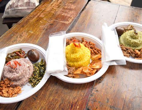 Nasi Liwet Box By Carlaur Cakes order tumpeng nasi liwet 15 pax food spot