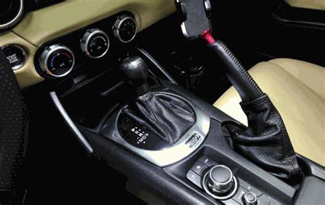 mazda mx 5 miata custom leather shift auto boot 2016