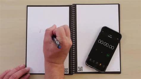 Rocketbook Everlast Letter Erasable Notebook