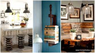 clever home decor ideas industrial decor diy 39 genius diy industrial decor ideas