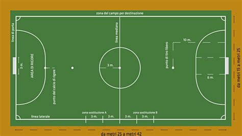 larghezza porta calcio co da basket misure trendy co da basket misure with