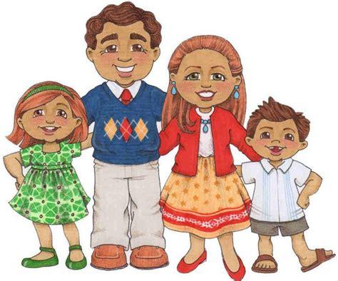 imagenes familias sud dibujos familia ilustraciones infantiles susan fitch y