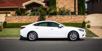 Madza 6 Sport 2017 Mazda 6 Sport Sedan Review Caradvice