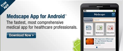 medscape for android mei 2012 seputar kedokteran