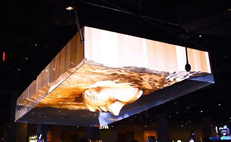 Nightclub Ceiling by Trippy 3d Projection Mapped Ceiling In Vegas Nightclub