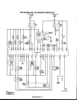 small engine maintenance and repair 1995 mitsubishi mighty max instrument cluster mitsubishi 3 0 engine diagram 3000gt 1991 2001 mitsubishi eclipse engine elsavadorla