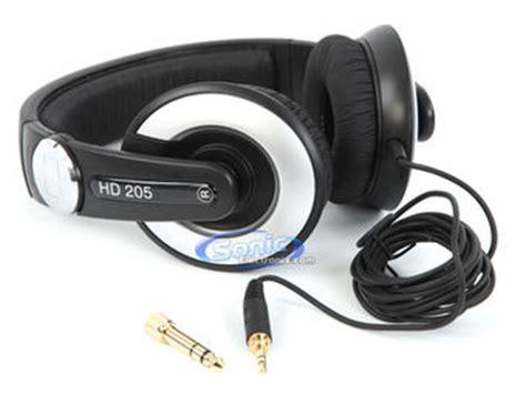 Dijamin Sennheiser Hd 205 Ii sennheiser hd 205 ii professional studio monitoring headphones