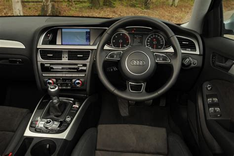 Audi A4 Allroad Interior by Audi A4 Allroad Pictures Auto Express