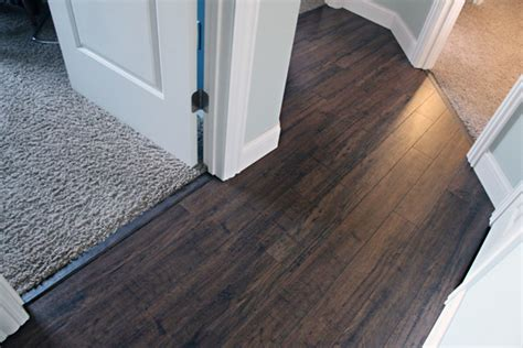 how to install vinyl plank flooring in a bathroom wood