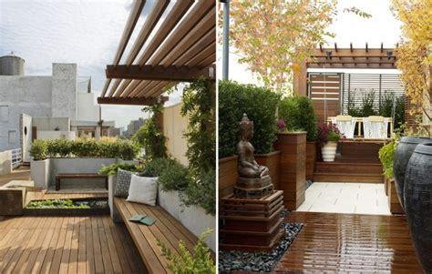 terrazzo zen come realizzare un giardino in stile zen le idee pi 249