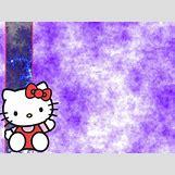 Hello Kitty Purple And Blue | 800 x 600 jpeg 479kB